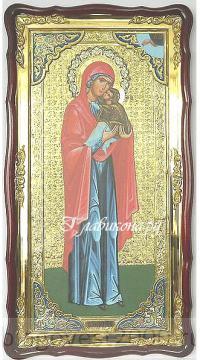 Анна святая Праведная, икона храмовая