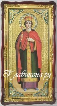 Екатерина, икона 61х112см