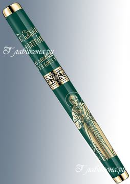 ручка с образом святой Матроны
