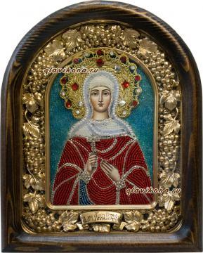 Анна Готфская, икона
