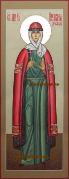 Мерная икона Юлиании Вяземской, артикул 129