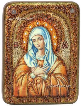 Божия Матерь Умиление, икона подарочная