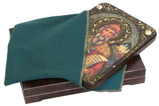 Князь Владимир, подарочная икона 21х29 см