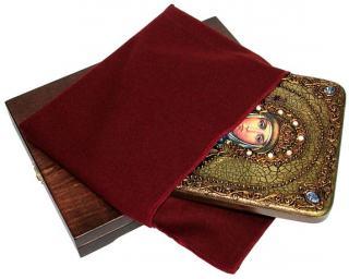 Княгиня Ольга, подарочная икона 21х29 см