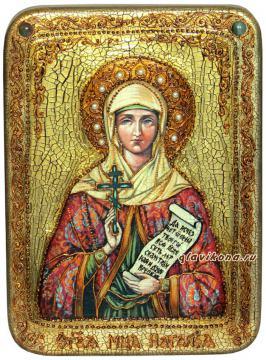 икона святой Натальи под старину