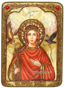 Ирина Македонская икона под старину