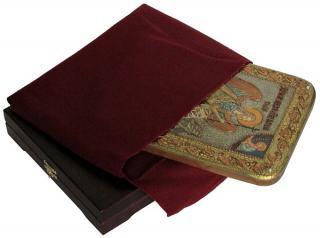 Иоанн Предтеча, подарочная икона 21х29 см