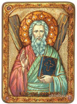 Андрей Первозванный икона под старину