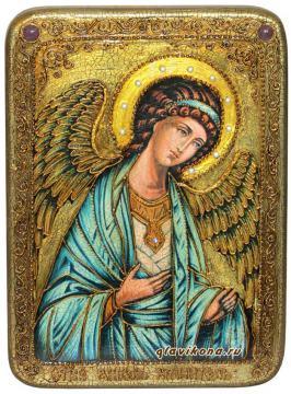 Ангел Хранитель икона состаренная