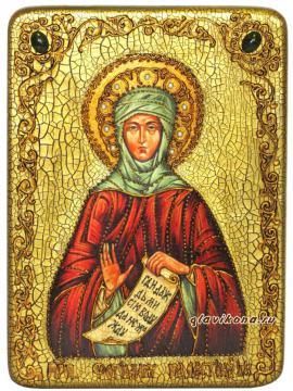Икона Светланы подарочная