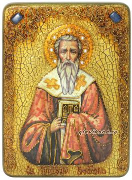 Григорий икона подарочная под старнину
