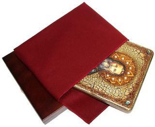 вид иконы с подарочной упаковкой