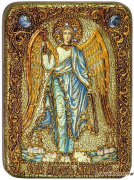Ангел Хранитель икона подарочная