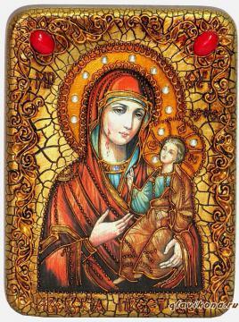 Иверская Божия Матерь - икона подарочная