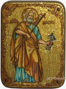 Апостол Павел - икона в подарчной упаковке
