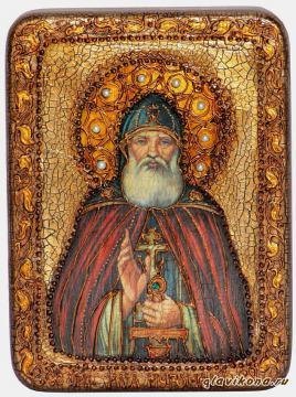 Илья Муромец - икона подарочная