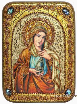 Мария Магдалина - икона подарочная