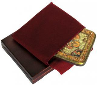 Иоанн Предтеча икона подарочная 15х20 см