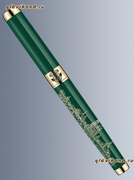 Сувенирая ручка с изображением Оптиной пустыни