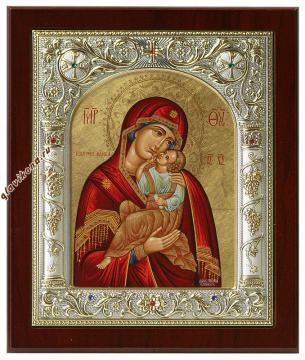 Взыграние младенца икона