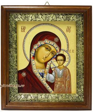 Образ Казанской Божией Матери
