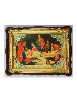 Погребение Господня, икона
