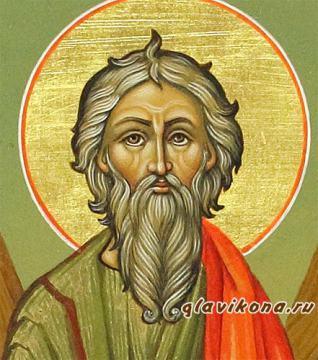 лик святого, икона артикул 6109