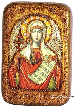 Татиана (Татьяна) икона подарочная 10х15 см