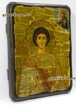 Виталий Римлянин, икона искусственно состаренная