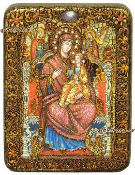 Всецарица, икона под старину