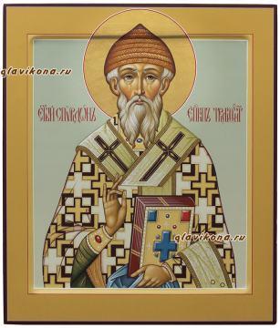 Икона Спиридона Тримифунтского, артикул 529