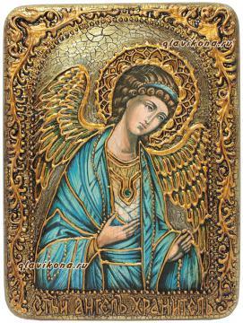 Ангел-Хранитель - икона подарочная