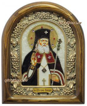 Лука Крымский икона бисером