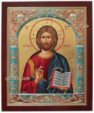 Спас, греческая икона