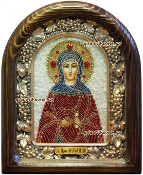Образ святой Мелании
