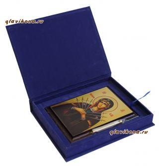 Семистрельная Божия Матерь, артикул 10516, вид в упаковке