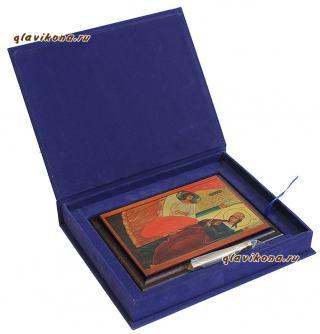 Целительница Божия Матерь, артикул 10519, вид в упаковке