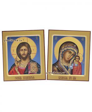 Венчальная пара икон, артикул 302