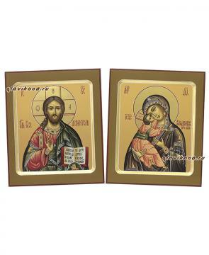 Венчальная пара с Владимирской, артикул 307