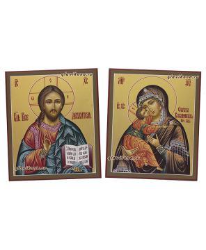 Венчальная пара с Владимирской, артикул 324