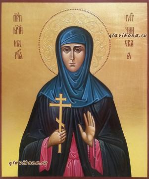 Мария Гатчинская, писаная икона, артикул 6195
