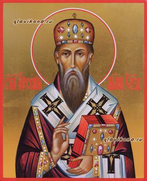 Святой Арсения Суздальского, кона артикул 570