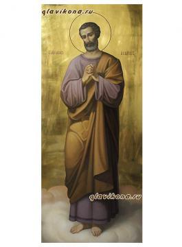 Апостол Иаков, рукописная икона артикул 6140