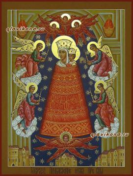 Прибавление Ума Пресвятая Богородица, артикул 5315