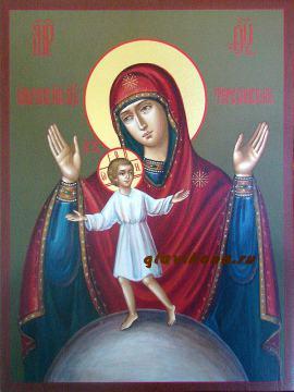 Теребенская икона Божией Матери, артикул 252