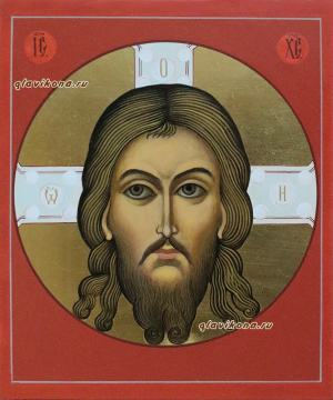 Спас Нерукотворный, писаная икона артикул 602