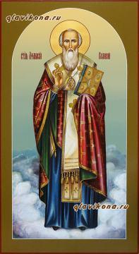 Афанасий Великий, мерная икона на заказ артикул 161
