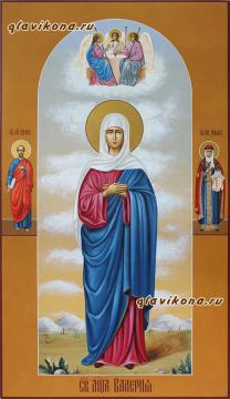 Мерная икона Валерии (Калерии), артикул 177