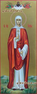 София Римская, мерная икона на крещение