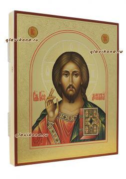 Икона Спасителя, артикул 618 - вид сбоку